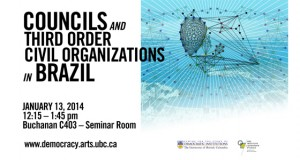 Adrian Gurza Lavalle: Participatory Governance in Brazil