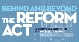 Audio: Behind & Beyond the Reform Act