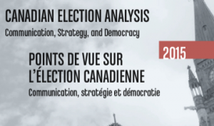 Canadian Election Analysis 2015
