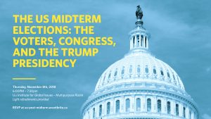 The US Midterm Elections: The Voters, Congress, and the Trump Presidency