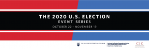2020 U.S. Presidential Election – Event Series